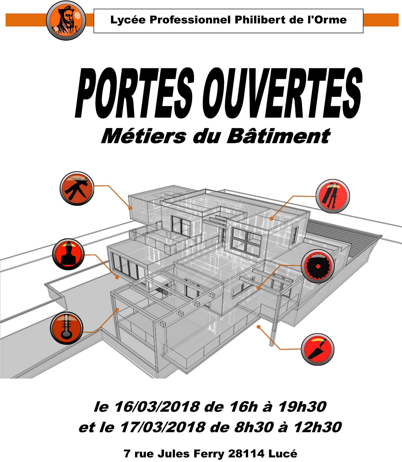 Portes ouvertes Lycée Philibert de l'Orme